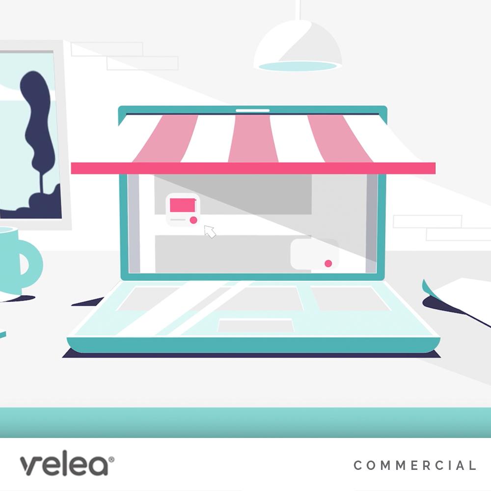 Velea Retail Industry Animation